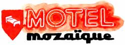 Motel Mozaique logo 2005