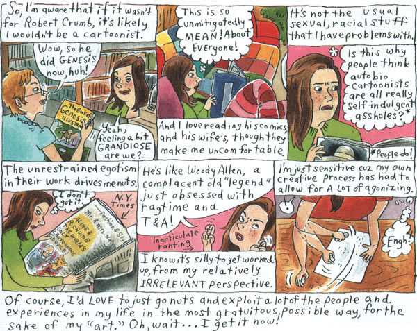 The New York Comics & Picture Story Symposium: Ariela