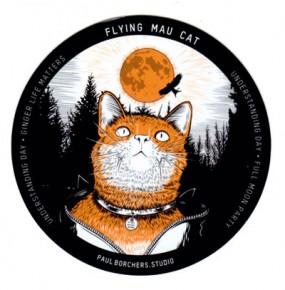 maucat sticker